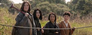 La série spin-off The Walking Dead: World Beyond est annoncée pour le 4 Octobre 2020 !