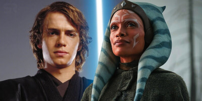 Boite Hayden Christensen sera présent dans la série Star Wars: Ahsoka sur Disney Plus