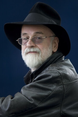 affiche Terry Pratchett