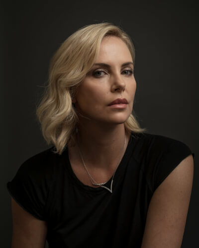 affiche Charlize Theron