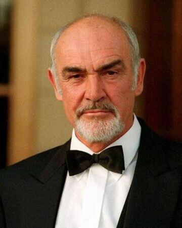affiche Sean Connery