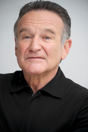 affiche Robin Williams