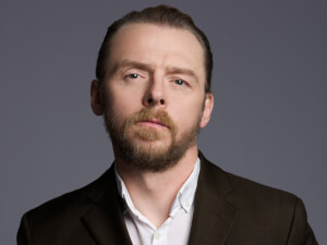 Photo de Simon Pegg