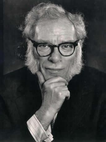 Photo de Isaac Asimov