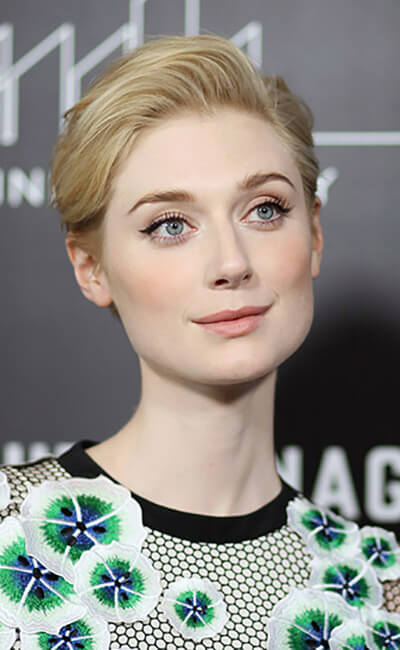 Photo de Elizabeth Debicki