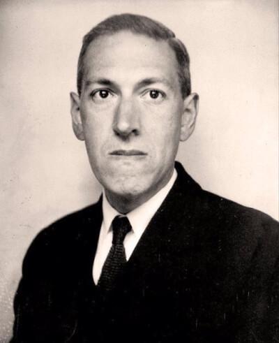 affiche Howard Phillips Lovecraft