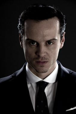 Photo de Andrew Scott