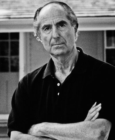 Photo de Philip Roth