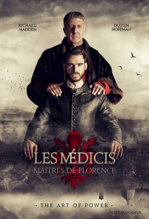 Affiche Les Médicis : Maîtres de Florence