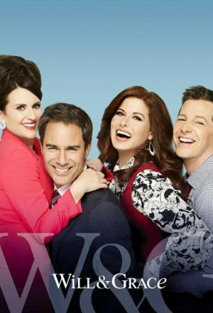 Affiche Will & Grace