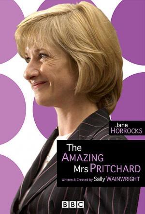 Affiche The Amazing Mrs Pritchard