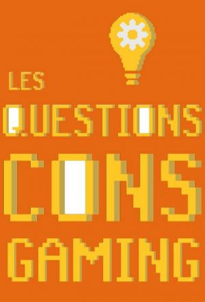 Affiche Les Questions Cons Gaming