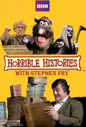 Affiche Horrible Histories with Stephen Fry