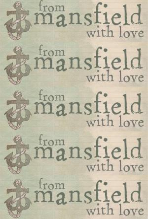 Affiche From Mansfield With Love