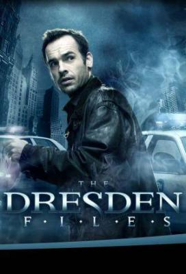 Affiche The Dresden Files