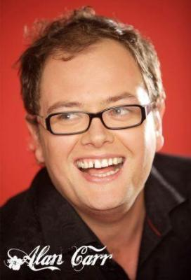 Affiche Alan Carr Stand-up Shows