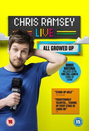 Affiche Chris Ramsey Stand-Up Shows