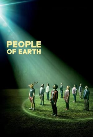 Affiche People on Earth