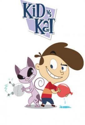 Affiche Kid vs Kat