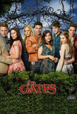 Affiche The Gates