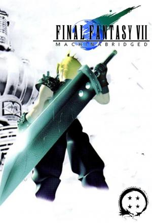 Affiche Final Fantasy 7 Machinabridged