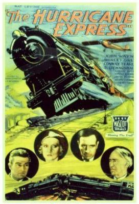 Affiche The Hurricane Express