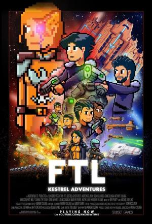 Affiche FTL Kestrel Adventures
