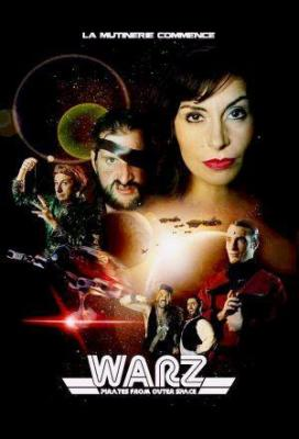 Affiche Warz, pirates from outer space
