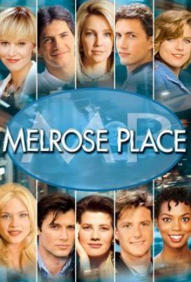 Affiche Melrose Place
