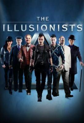 Affiche The Illusionists