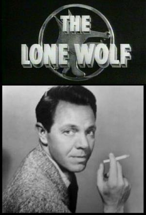 Affiche The Lone Wolf