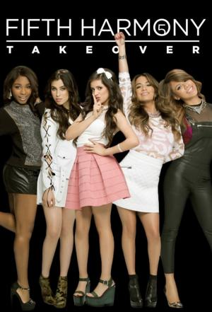 Affiche Fifth Harmony Takeover