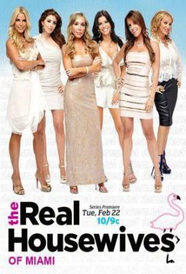Affiche The Real Housewives of Miami