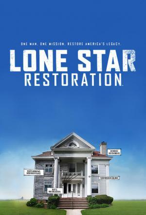 affiche Lone Star Restoration