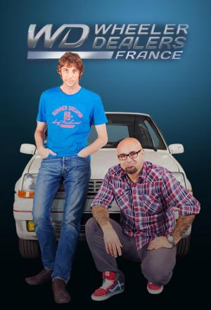 Affiche Wheeler Dealers France