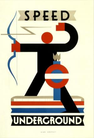 Affiche The Tube: An Underground History