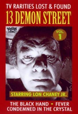 Affiche 13 Demon Street