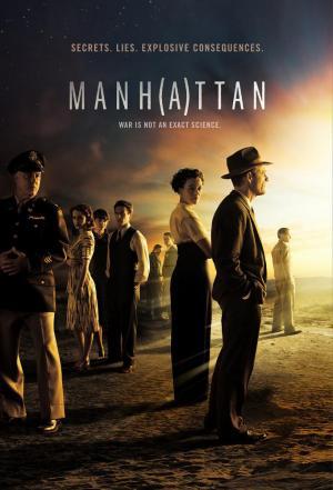 Affiche Manhattan