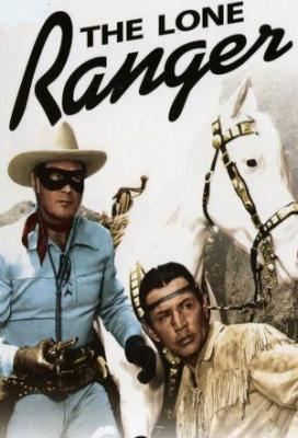 affiche The Lone Ranger