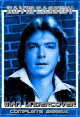 Affiche David Cassidy - Man Undercover