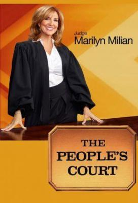 Affiche The People's Court