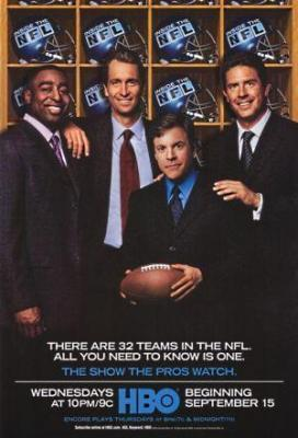 Affiche Inside The NFL