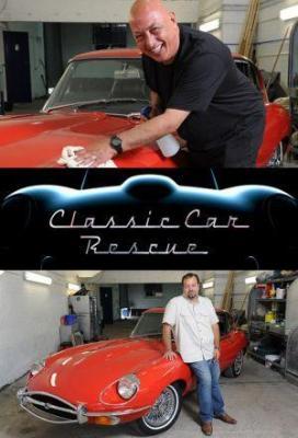 Affiche Classic Car Rescue