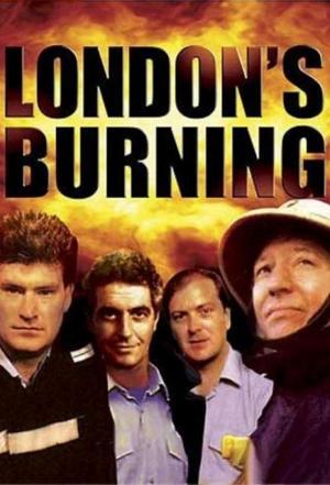 Affiche London's Burning