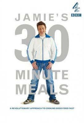 Affiche Jamie's 30 Minute Meals