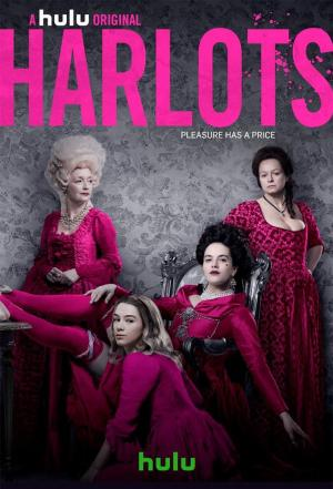 Affiche Harlots