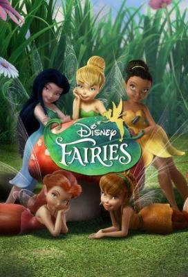 Affiche Disney Fairies