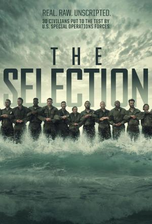 affiche The Selection: Special Operations Experiment