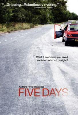 Affiche Five Days (Cinq Jours)