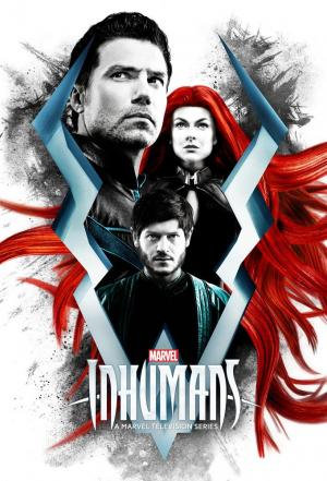 Affiche Marvel's Inhumans